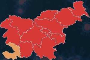 Регионы Словении