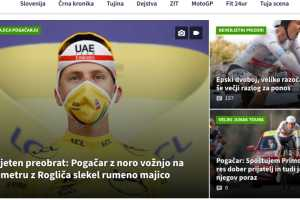 Велоспорт в Словении