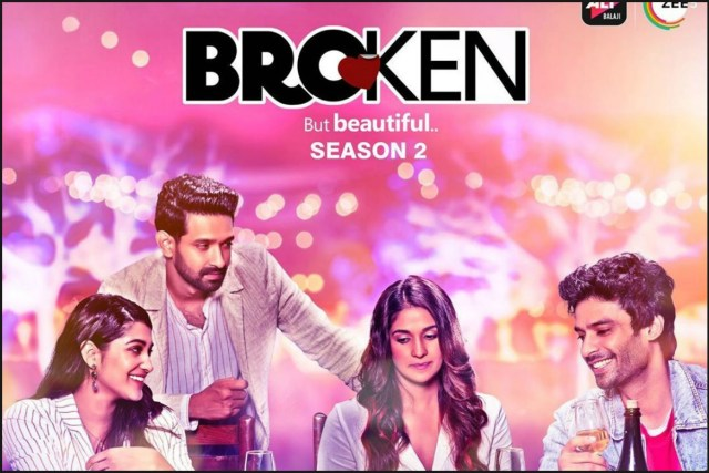 broken but beautiful love web series