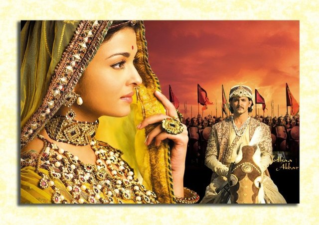 jodha akbar- independence in love