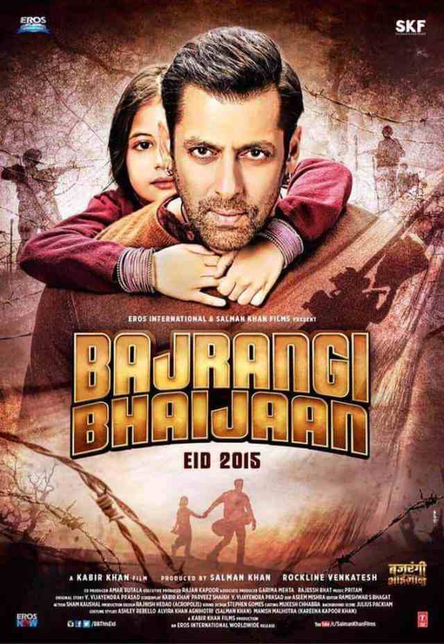bajrangi bhaijaan- unconditional love
