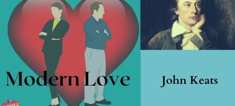 Modern Love by John Keats