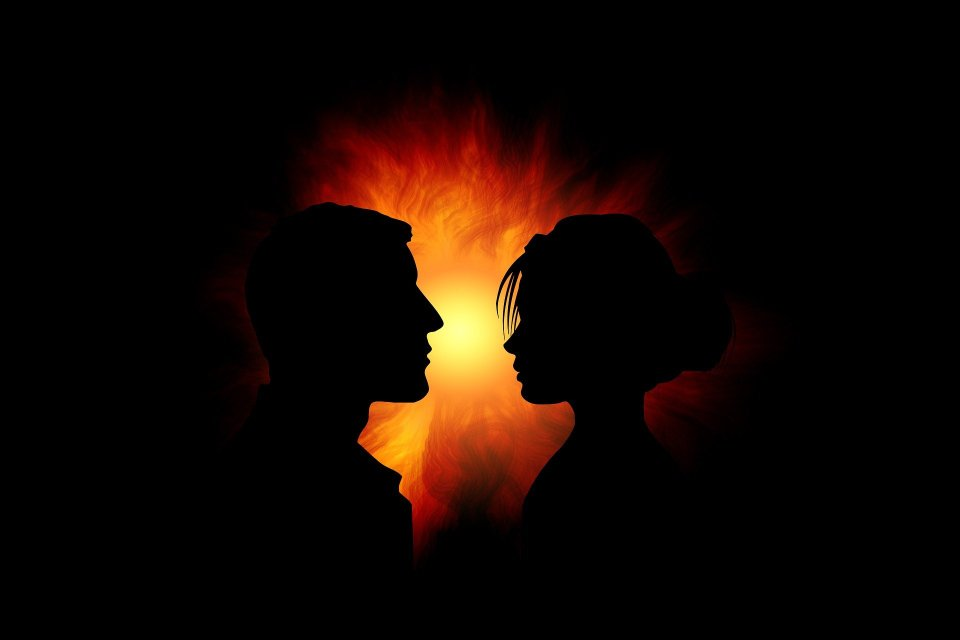 Fire in relationship