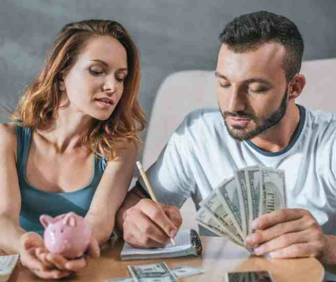managing money in married couples