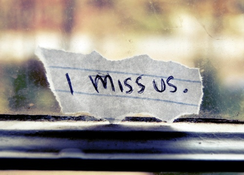 i miss us just the way we were