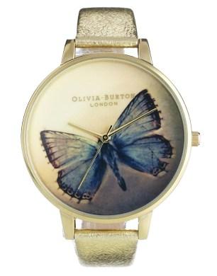 Reloj Mariposa de Asos