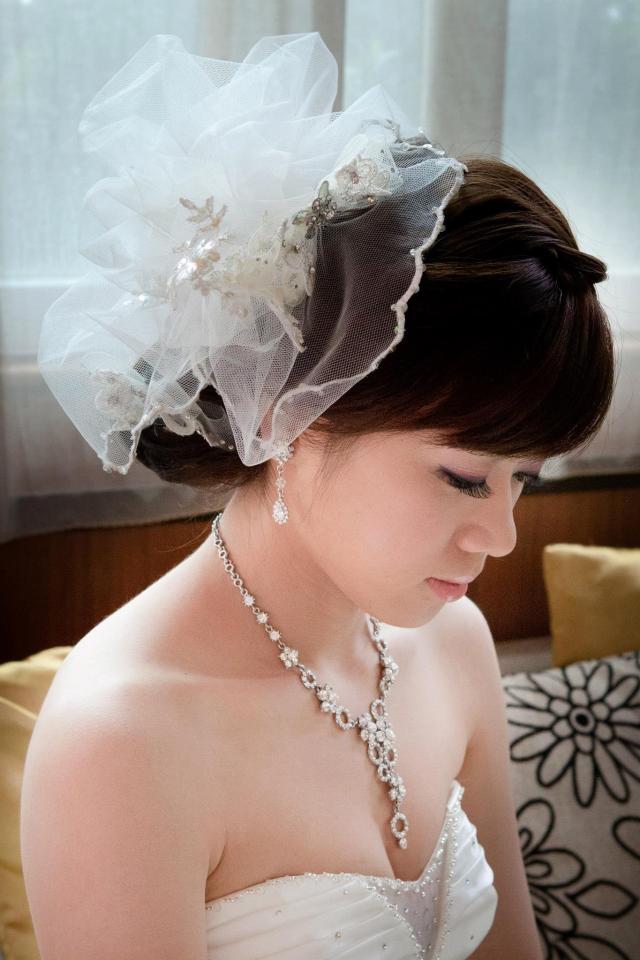 婚紗照(3)-新娘特寫