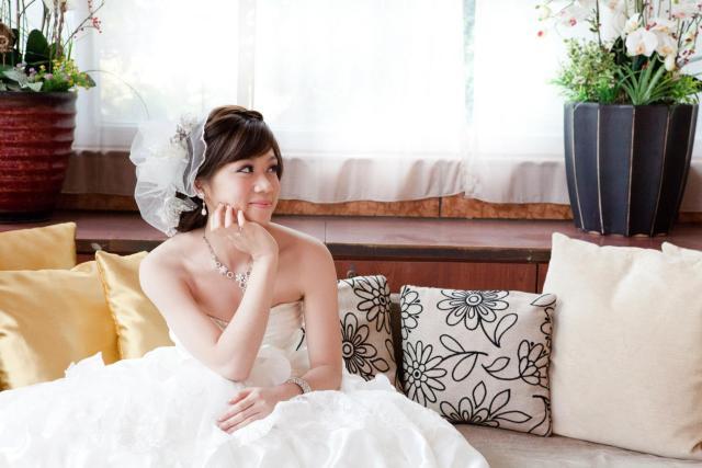婚紗照(3)-新娘七分身