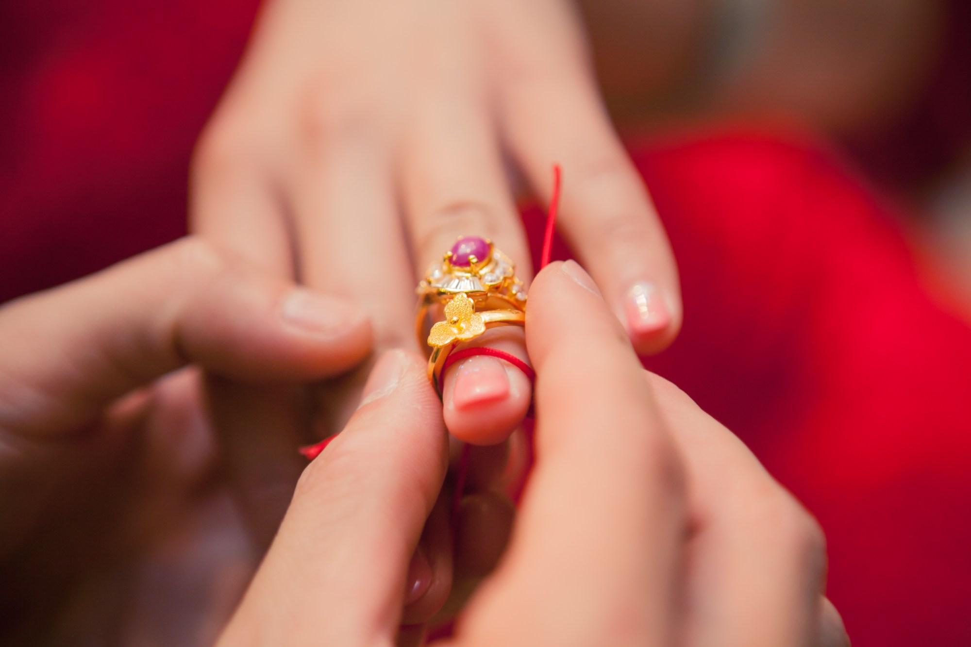 婚禮攝影-文訂儀式