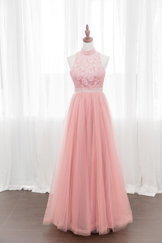 禮服出租:古典蕾絲晚禮服。全新款開放使用
