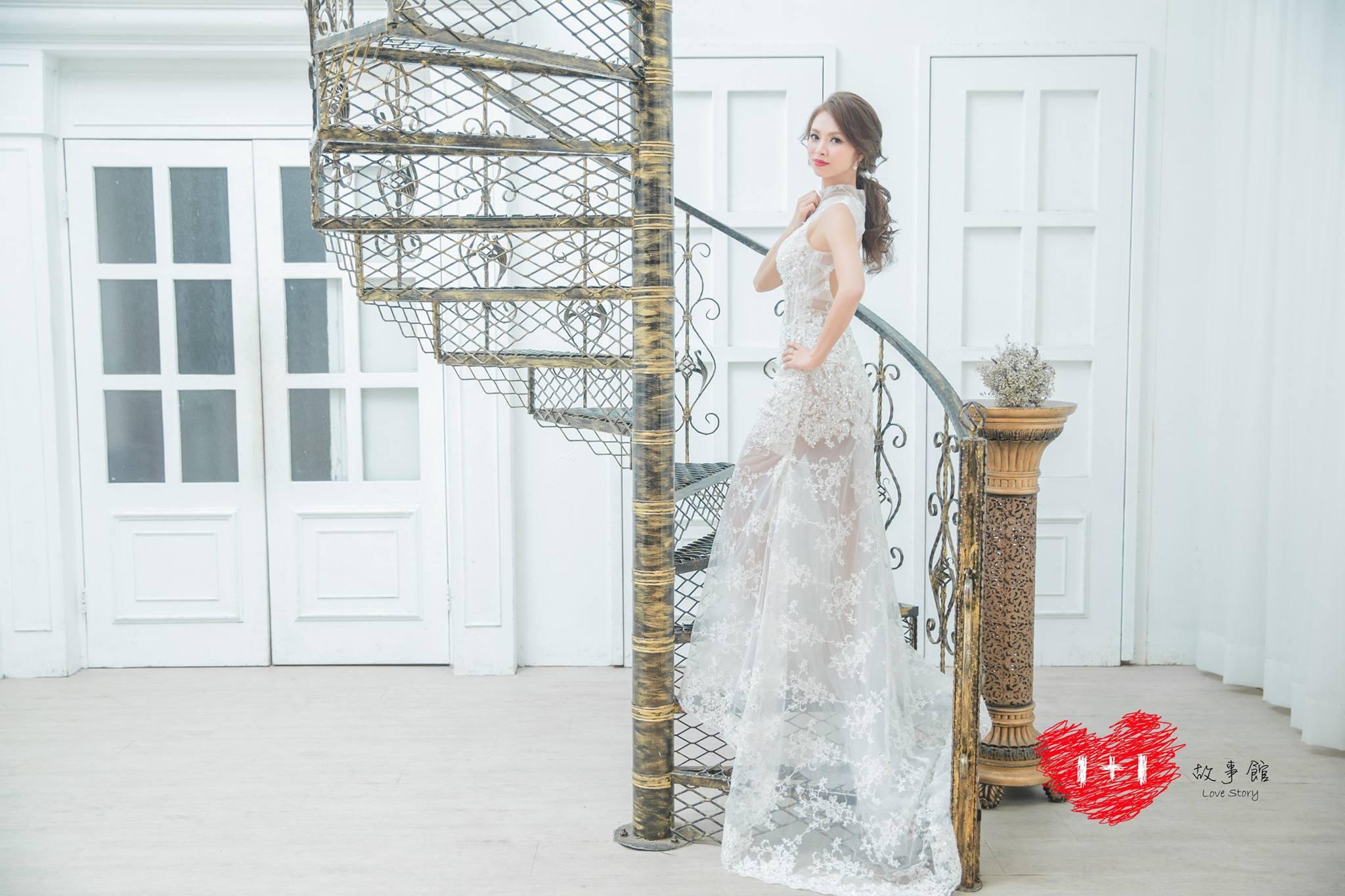 手工白紗,手工婚紗,類白紗洋裝,白紗造型2019,手工白紗訂製,類白紗推薦ptt