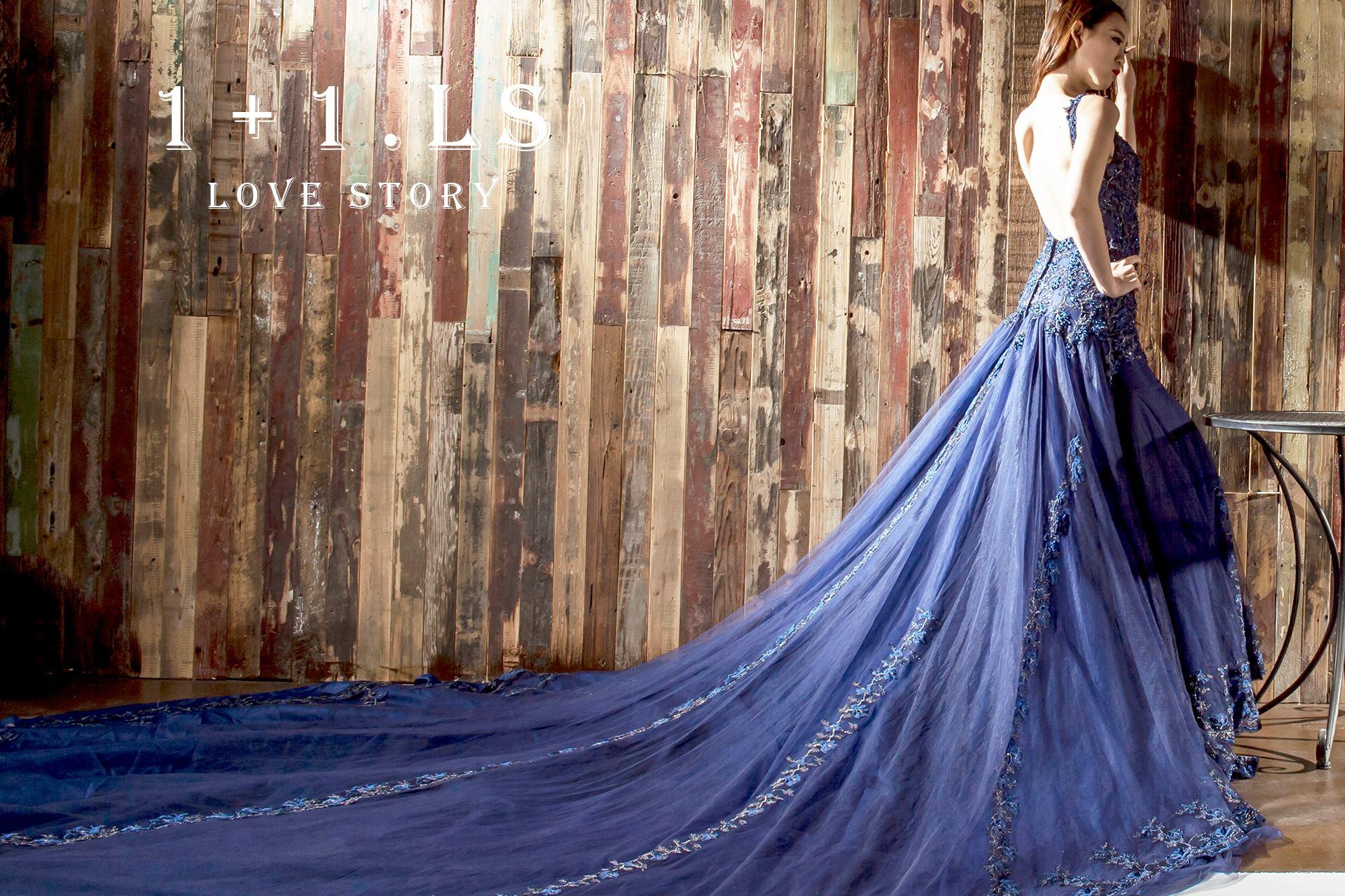 婚紗禮服,輕婚紗,婚紗