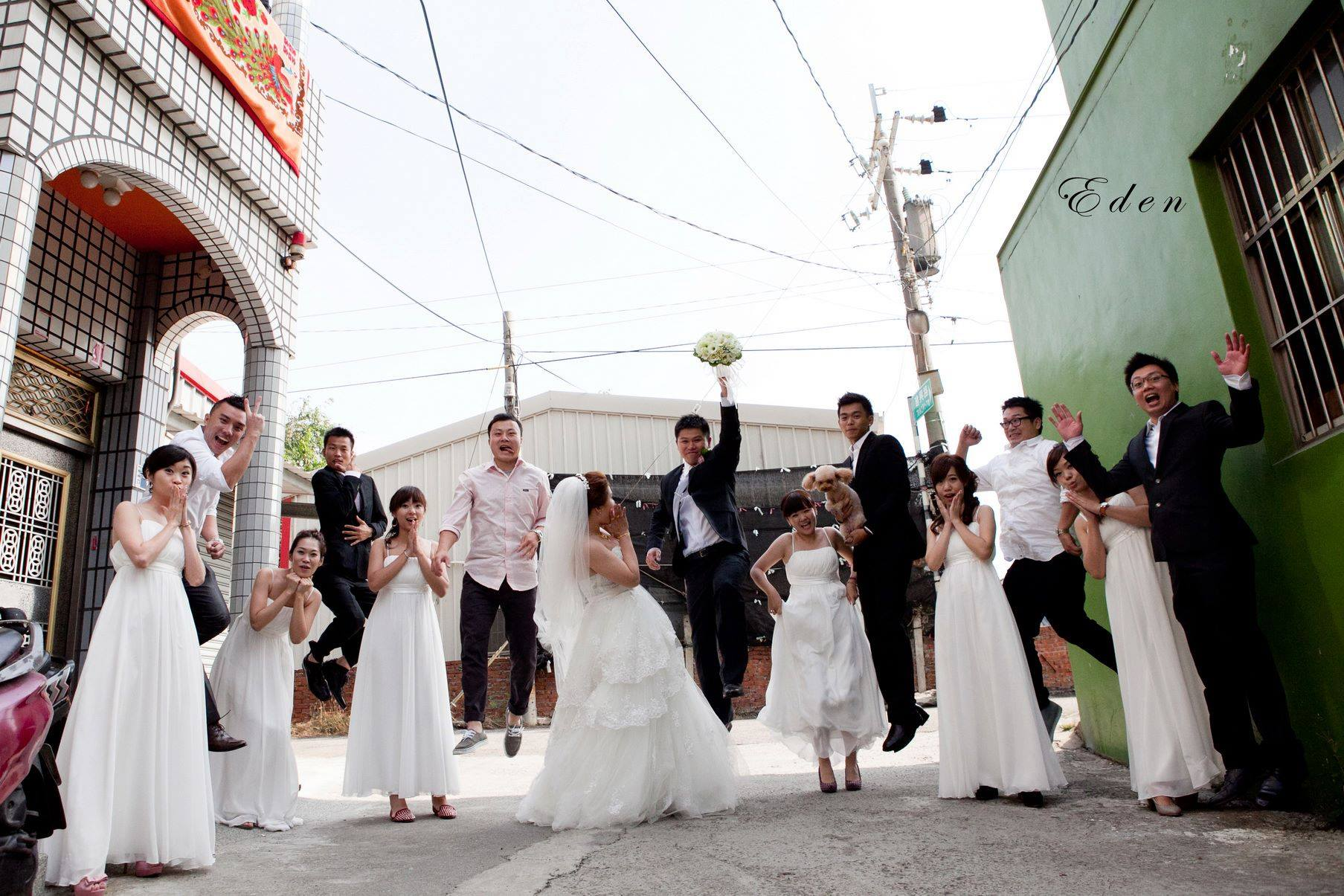 婚禮紀錄|婚禮攝影|婚禮錄影