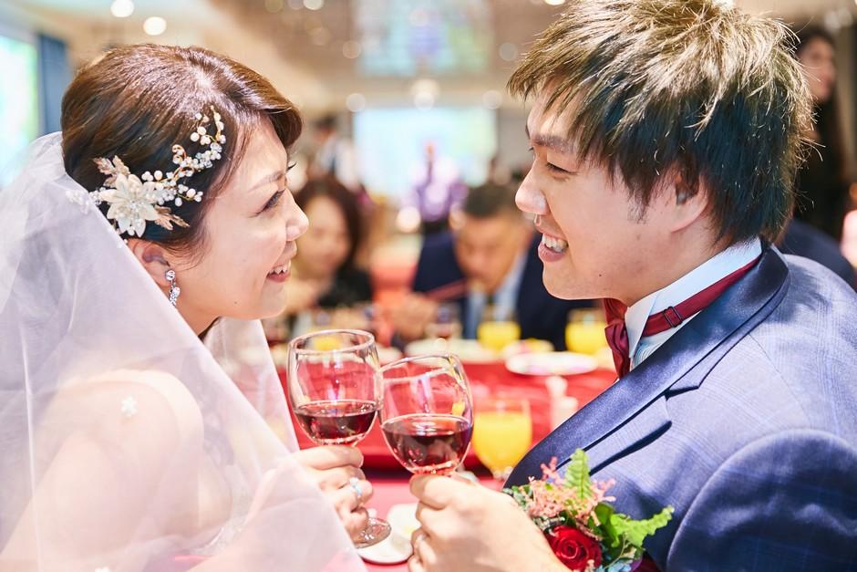 婚禮攝影與婚禮紀實