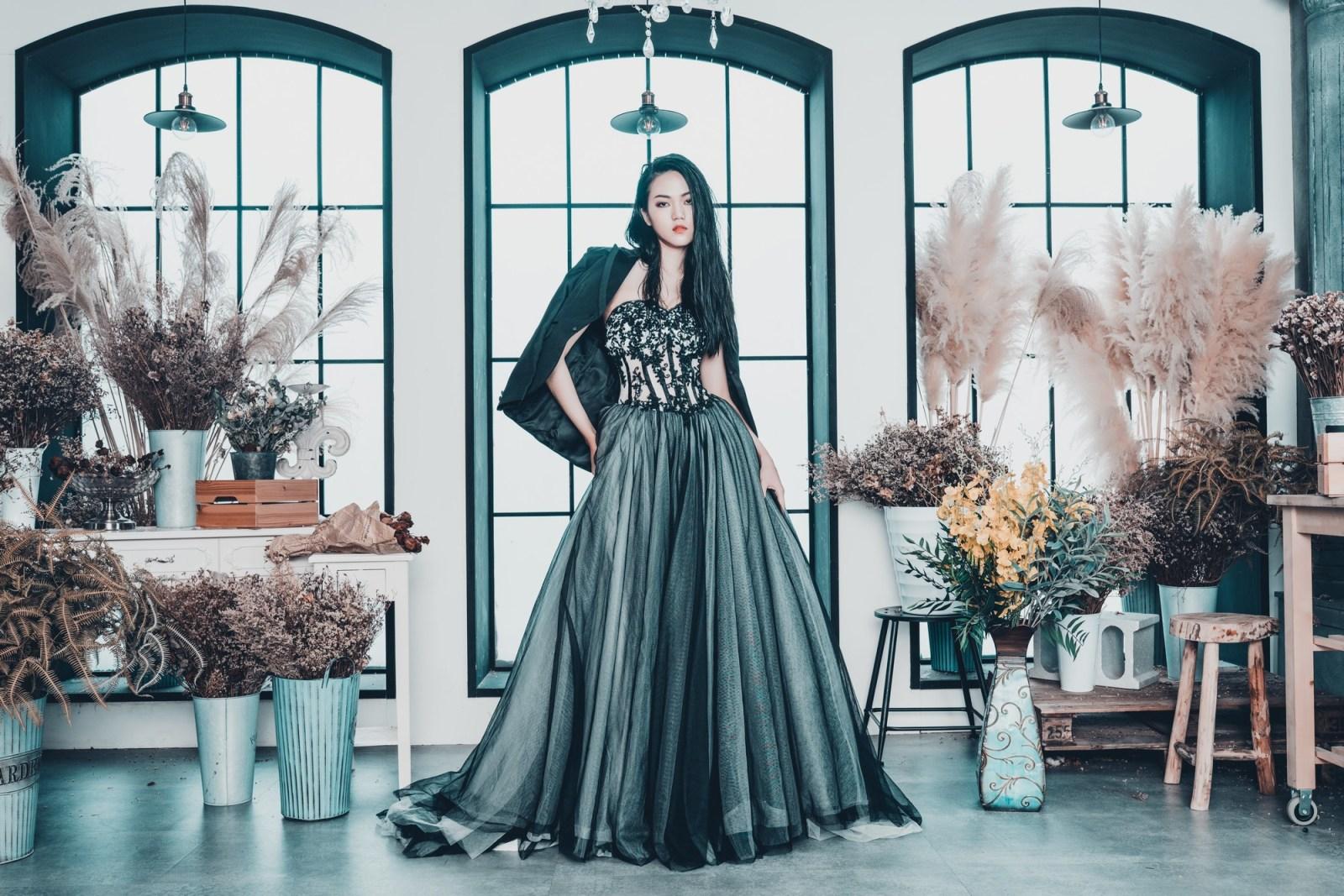 歐式Vogue,類白紗推薦,結婚白紗,媽媽洋裝禮服,平價小禮服推薦,新娘禮服