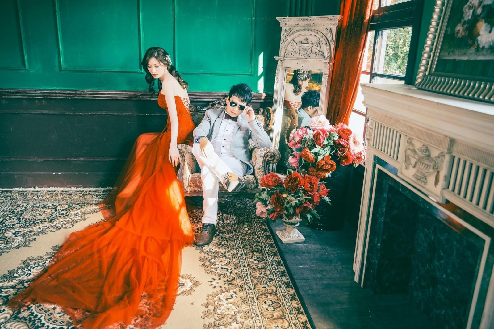 手工訂製評價,自助婚紗,婚紗照風格,手工白紗 板橋,手工婚紗 臺北