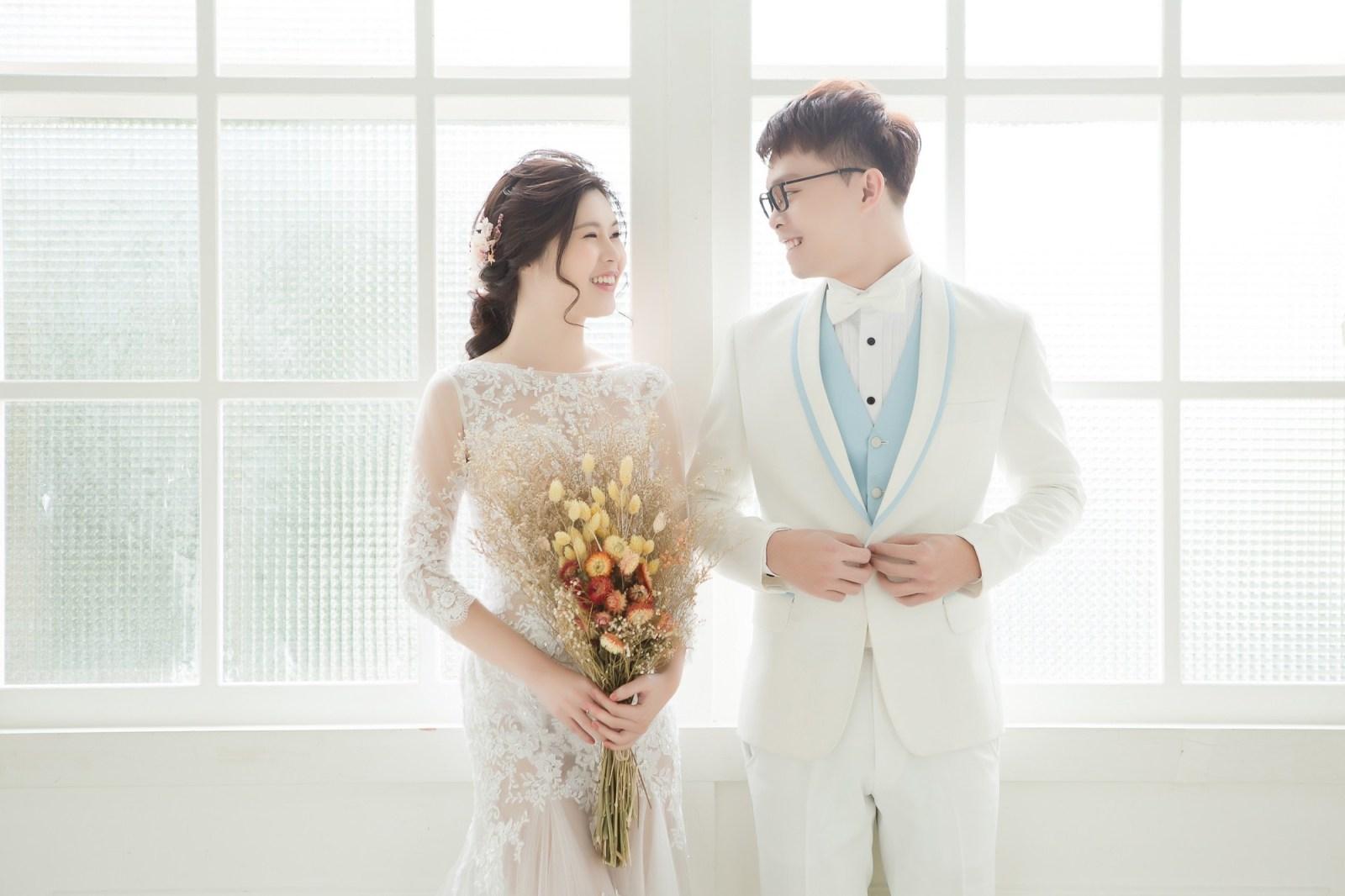 手工婚紗,婚紗攝影推薦,婚紗照風格,手工白紗 臺中,白紗推薦 臺北