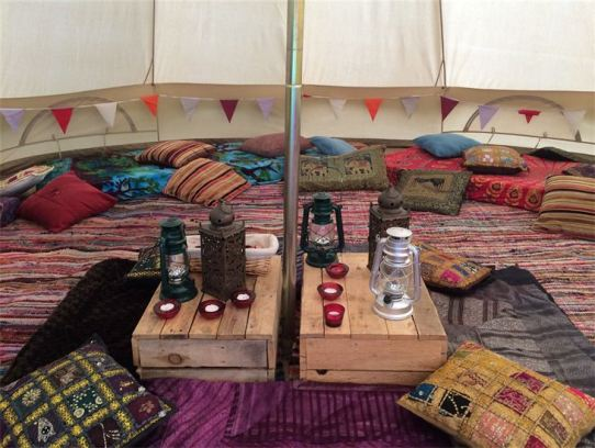bell-tent