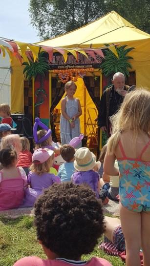 Love Summer Festival 2017 - Newnham Park, Plympton, Devon, PL7 5BN