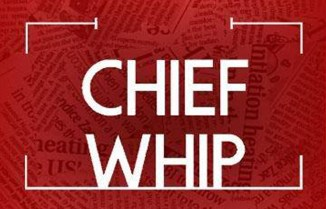 chief whip logo