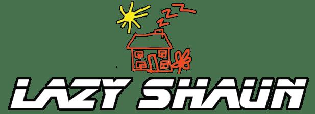 Lazy Shaun -text