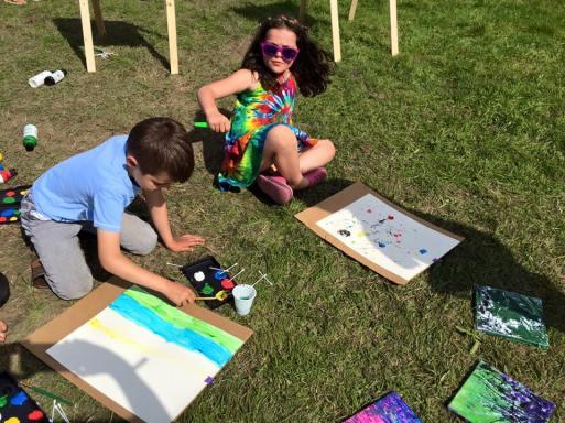 Love Summer Festival - Workshops - Art 23