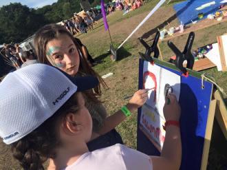 Love Summer Festival - Workshops - Art 37