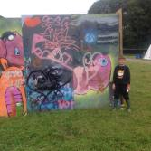 Love Summer Festivals - Workshops - Graffiti 2