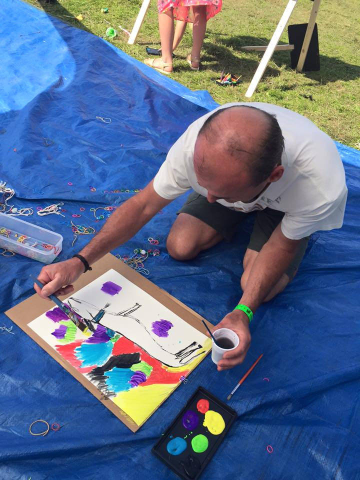Love Summer Festival - Workshops - Art 29