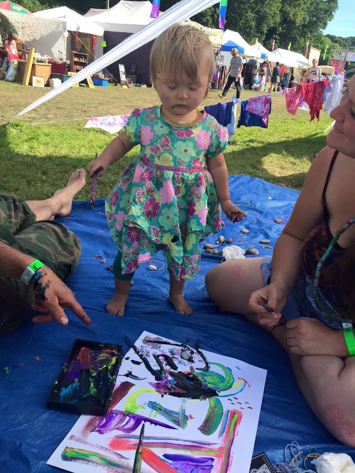 Love Summer Festival - Workshops - Art 44