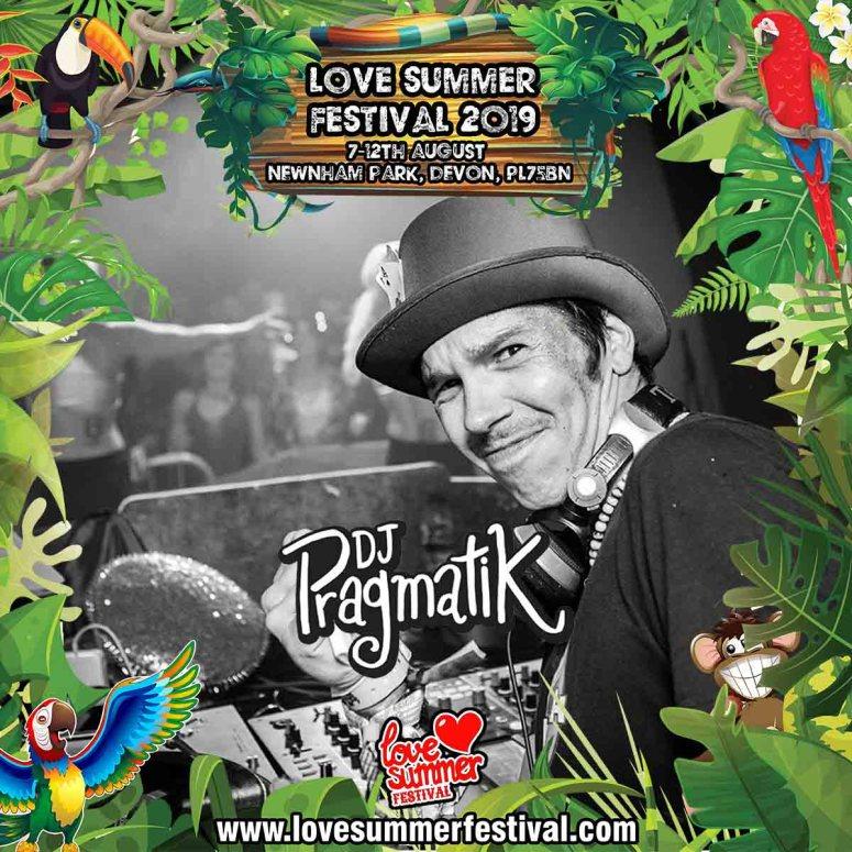 Love Summer Festival | DJ Pragmatik