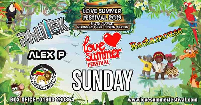 Featured Image -Sunday at Love Summer Festival 2019