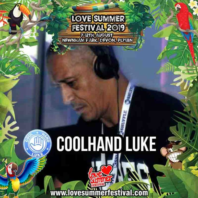 Love Summer Festival | Coolhand Luke