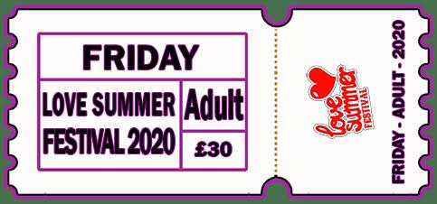 Love Summer Festival | Ticket | Day Ticket