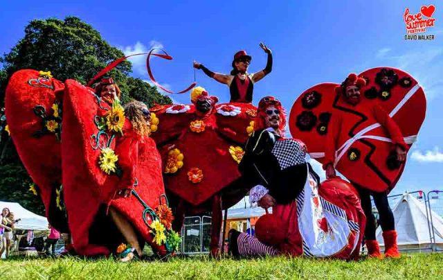 Festival | Love Summer Festival | Devon | Plymouth | 2019 Gallery