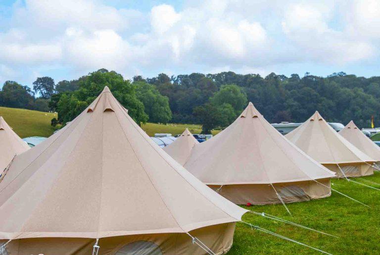 Festival | Glamping | Love Summer Festival | Plymouth | Devon