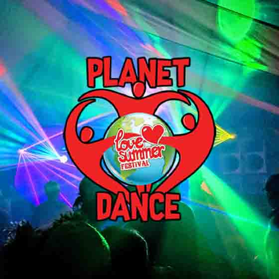 Festival | Line Up | Planet Dance | Love Summer Festival