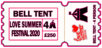 Glamping Tickets