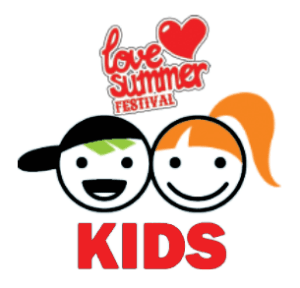 Children Zone   Logo   Festival Devon   Love Summer