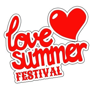 Love Summer Festival Icon