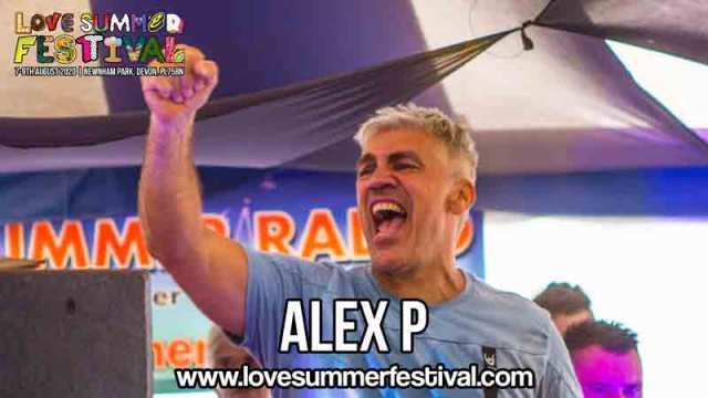 Alex P | Festival | Live | Devon | August | 2020 | Plymouth