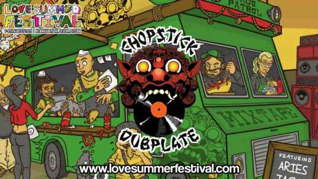 Chopstick Dubplate | Festival | Live | Devon | August | 2020 | Plymouth