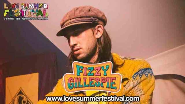 Fizzy Gillespie | Festival | Live | Devon | August | 2020 | Plymouth