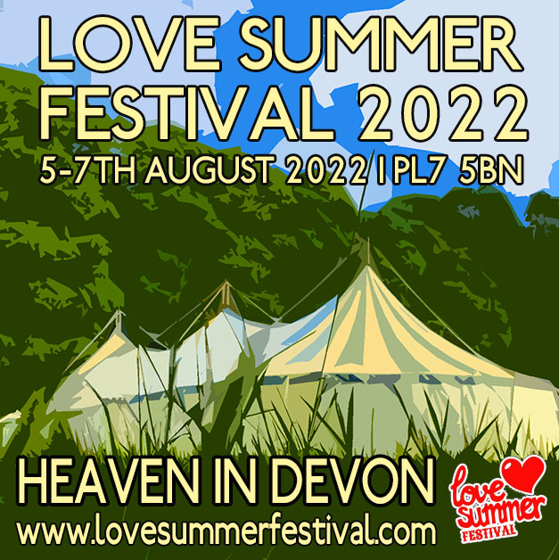 Love Summer Festival 2022   Devon   August   PL75BN   Festival   Plymouth