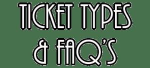 Ticket Types and FAQ Heading Text