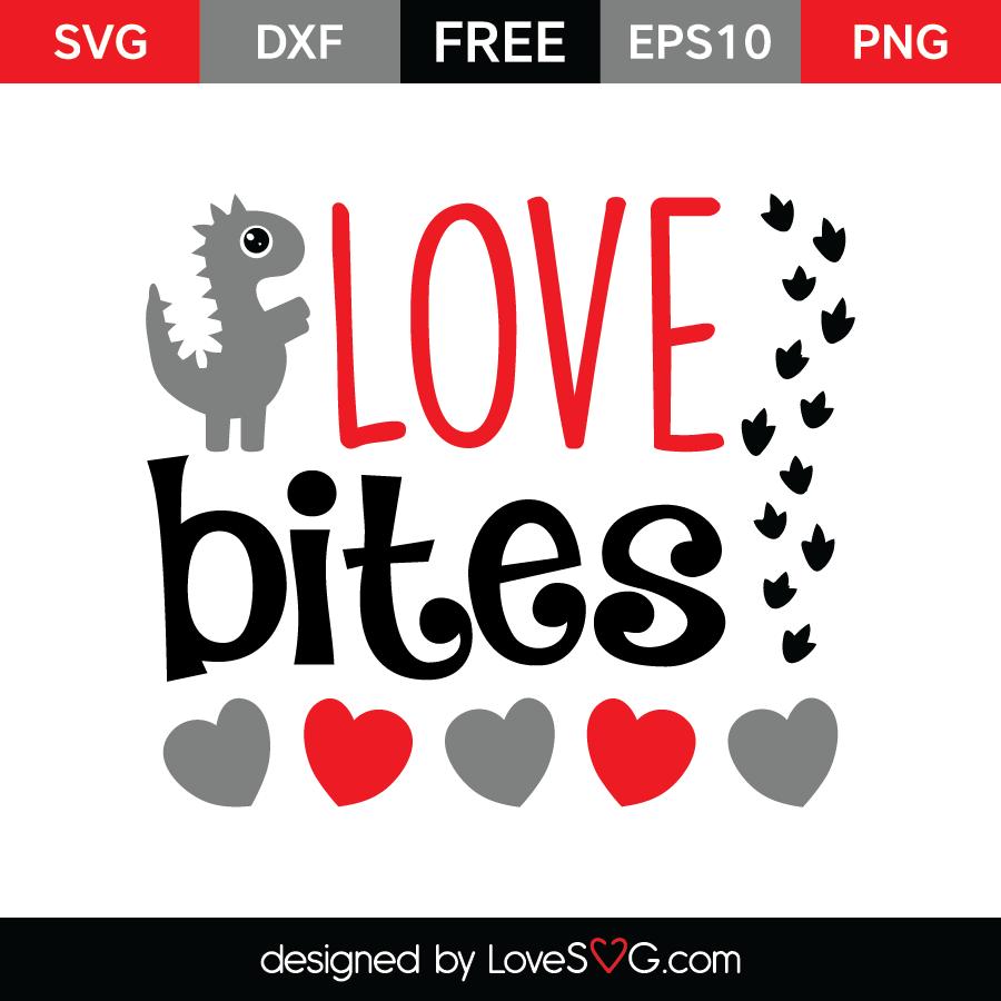 Download Love bites | Lovesvg.com
