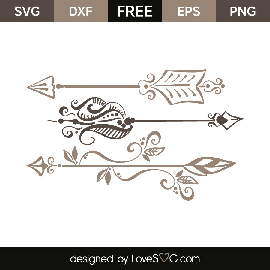 Download Arrows elements | Lovesvg.com