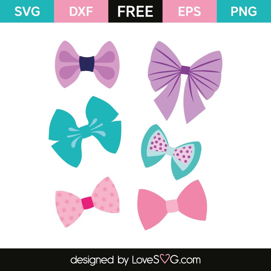 Download Bows Design | Lovesvg.com