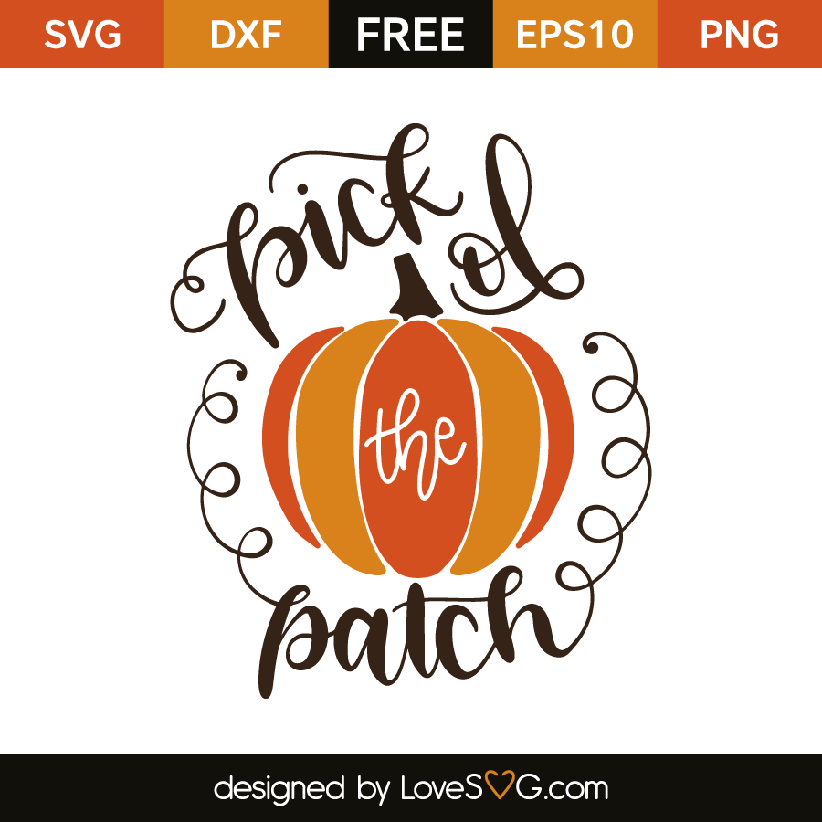 Download Pick of the patch | Lovesvg.com
