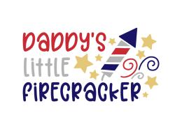 Daddy's little firecracker